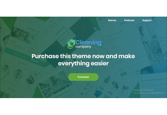 perfect cleaning services wp theme