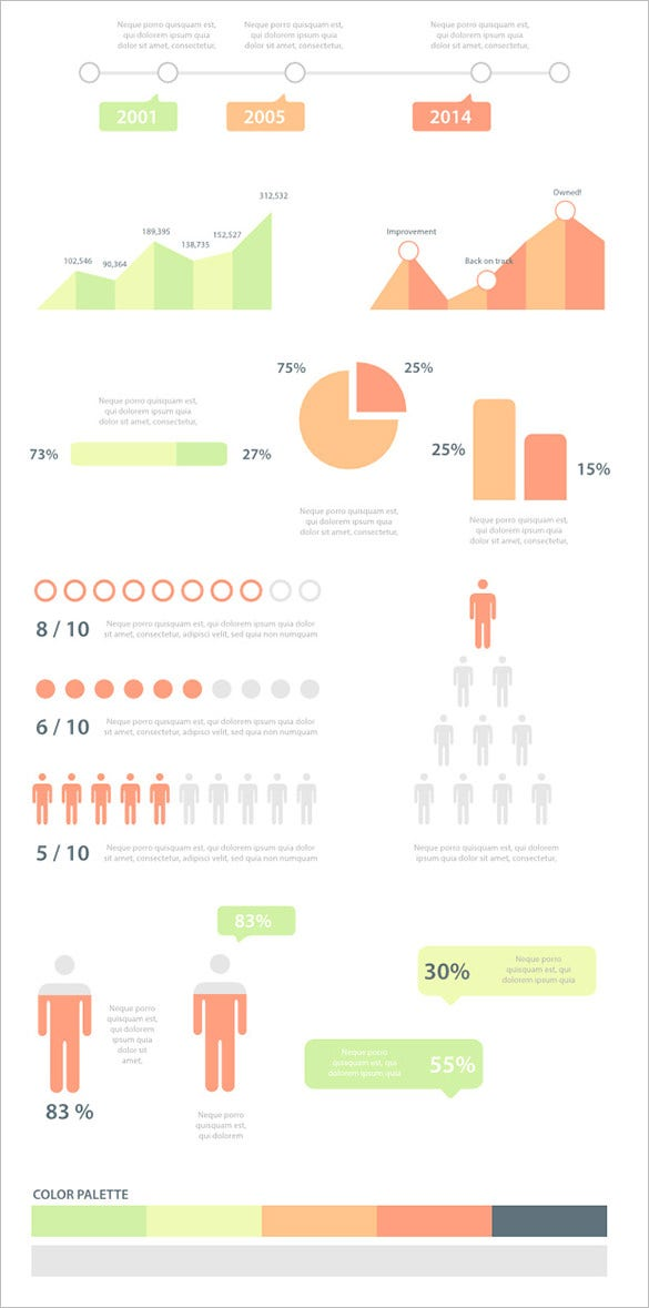 54+ Best Infographic Templates - PSD,Vector EPS, AI, PPT ...