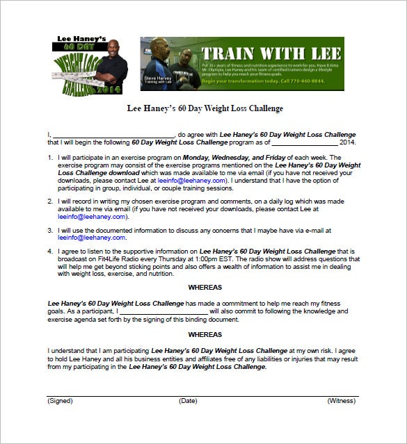 Training proposal template 18 free word excel pdf for Personal trainer workout template