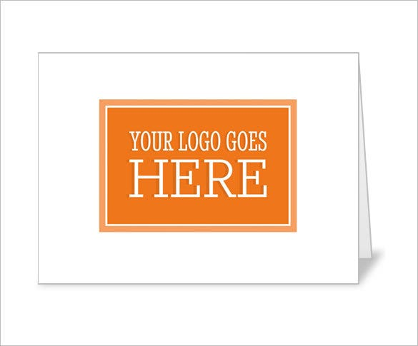 personalize logo business visiting custom card
