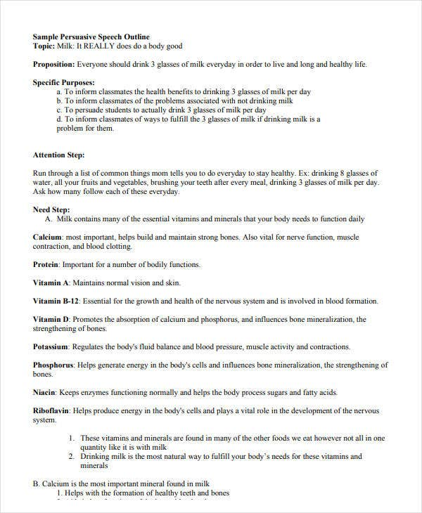 persuasive-speech-outline-format