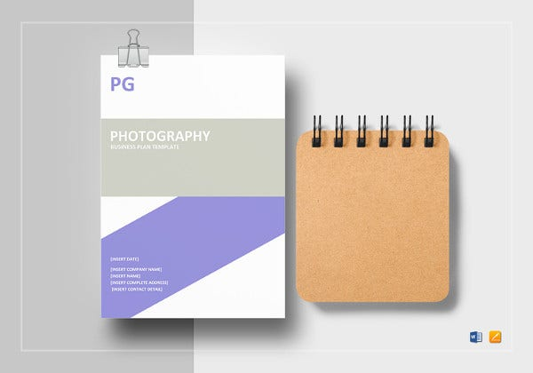 photography business plan template1