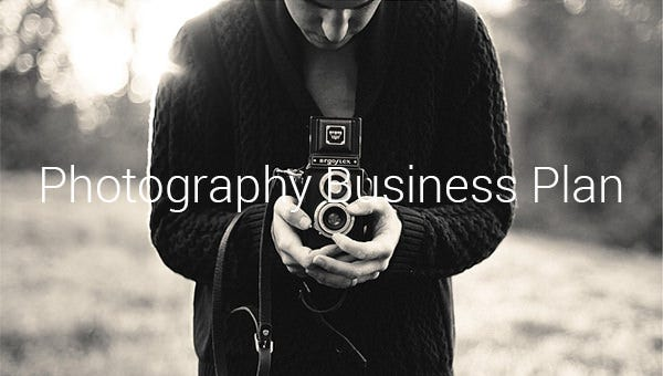 photographybusinessplan