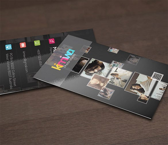 photography photo business card