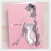 Pink-Background-Fashion-Thank-You-Card
