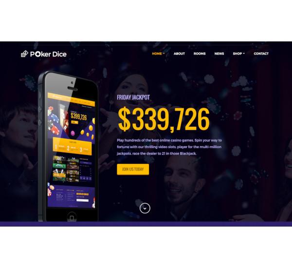 poker dice casino resort hotel