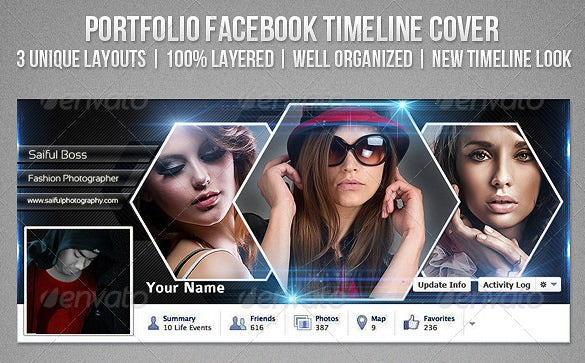 portfolio covers templates