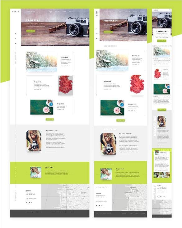 portfolio-website-theme-template