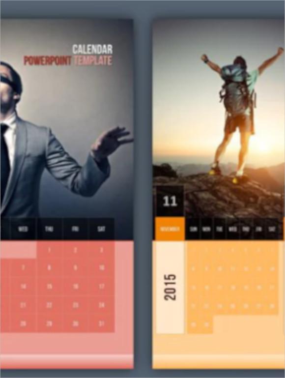 powerpoint calendar template 2015 2016 download