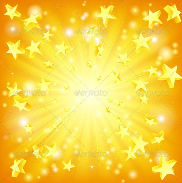 premium exploding star background