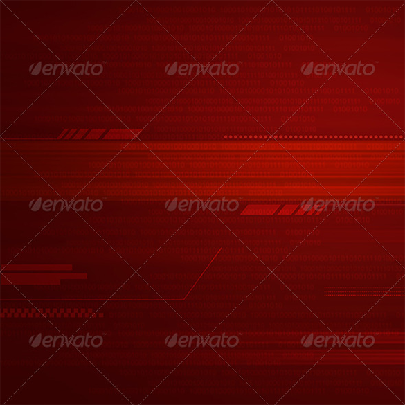 premium tech red background download