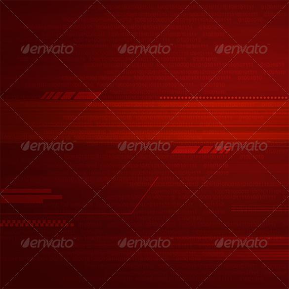 premium tech red background download