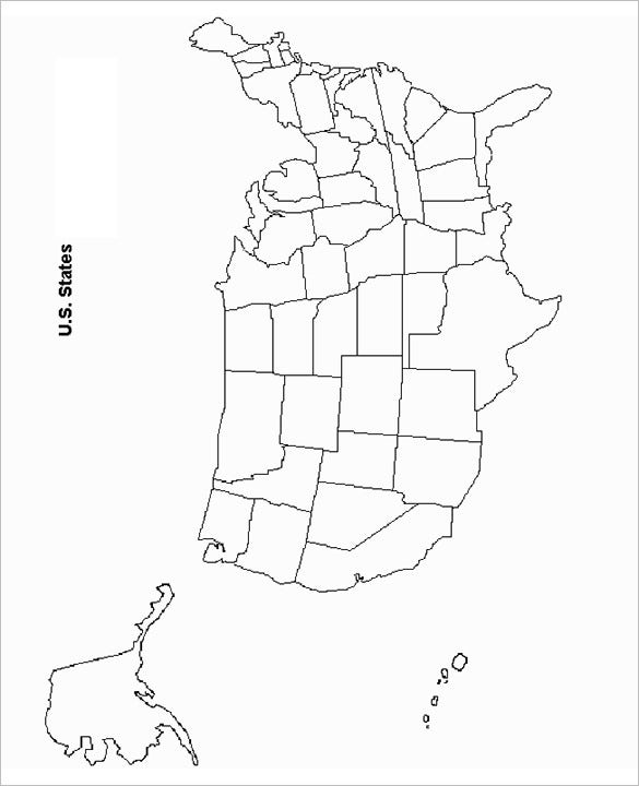 printable blank outline maps free download