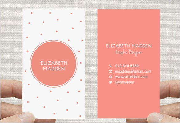 printable diy confetti calling card template download