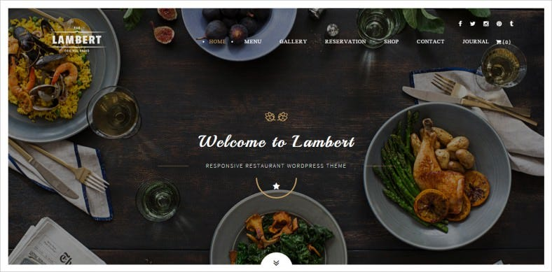 Pub WordPress Theme