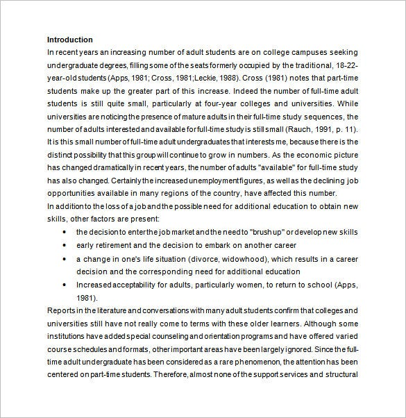 qualitative research proposal example download