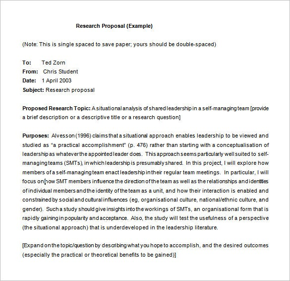 Medicine sample topic proposal for research paper