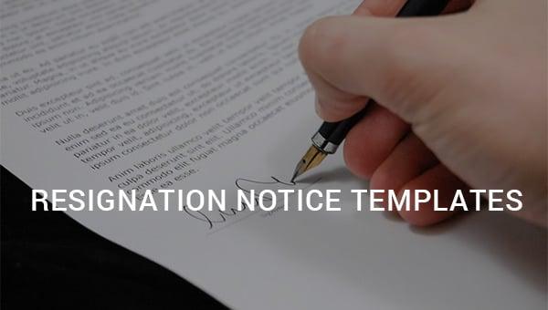 resignationnoticetemplates
