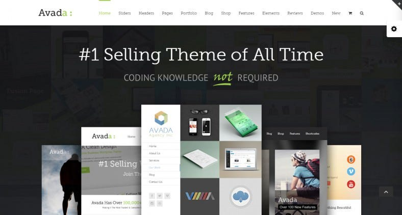 Responsive Corporate Multi-Purpose Theme