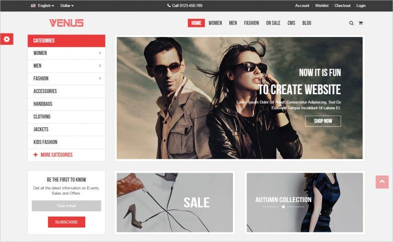 responsive fashion prestashop theme 788x485
