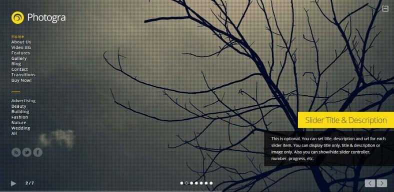 responsive fullscreen wp theme 788x385