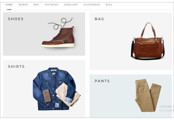 responsive magento fashion theme1