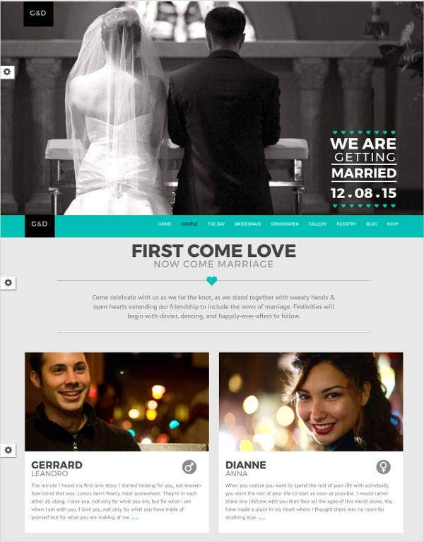 responsive-one-page-html-wedding-website-template