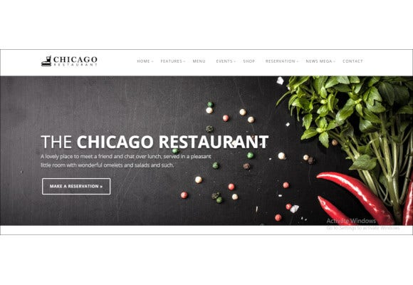 restaurant-cafe-bistro-theme
