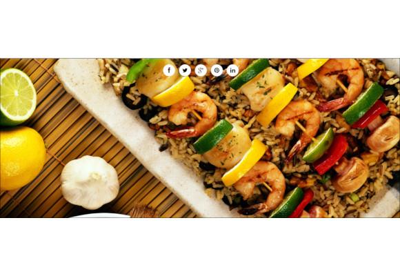restaurant html5 responsive template