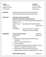 Resume-Example-for-Internship