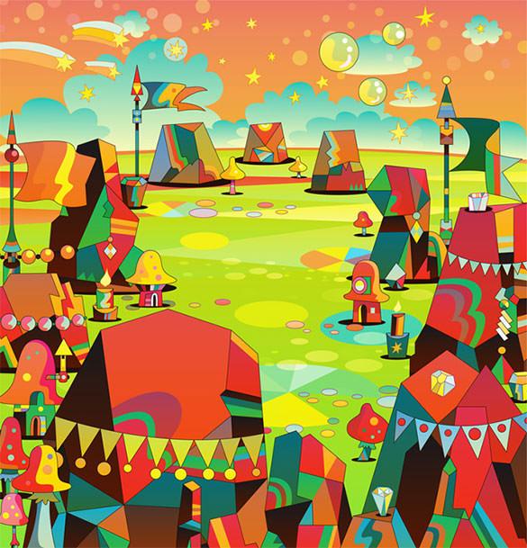 ribbon alliance doodle art download