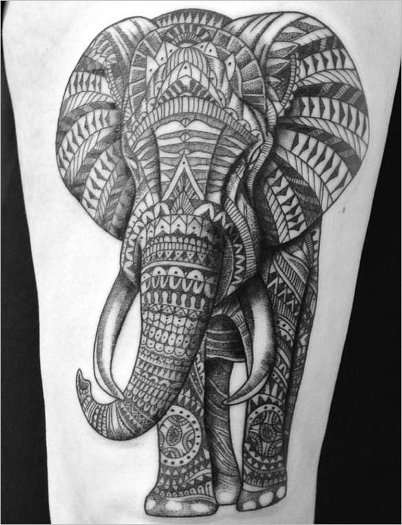 robynne elephant tattoo download