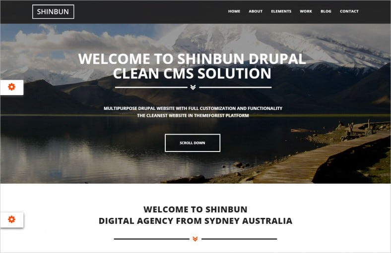shinbun a multipurpose drupal 7 template 788x511