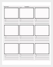 Sample-Printable-Comic-Storyboard-Template-Word-Template