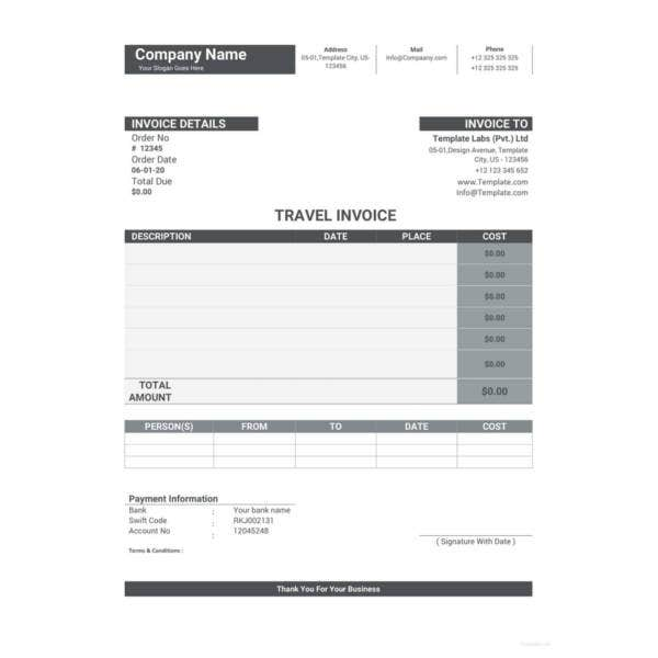 sample-travel-invoice-template