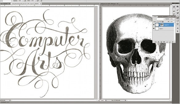 screenprint effects in adobe indesign
