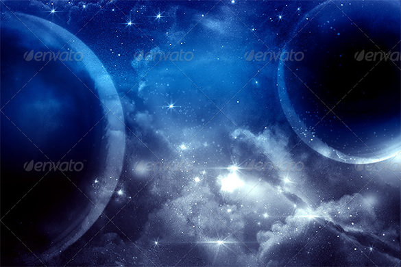 sensational space background free download