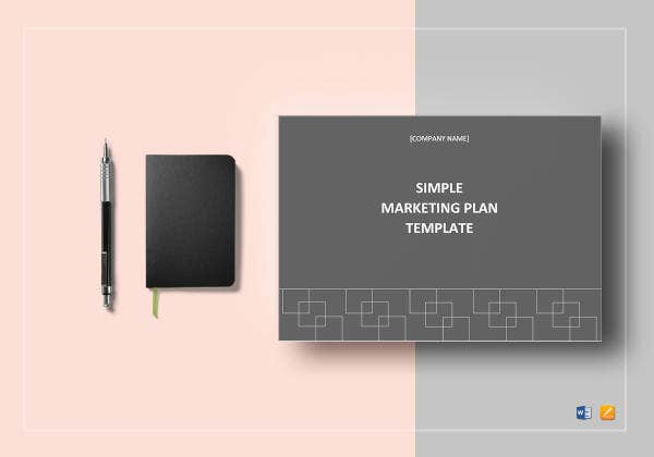 simple-marketing-plan-template