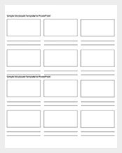 Simple-Story-Board-Template-Powerpoint-Format-Download