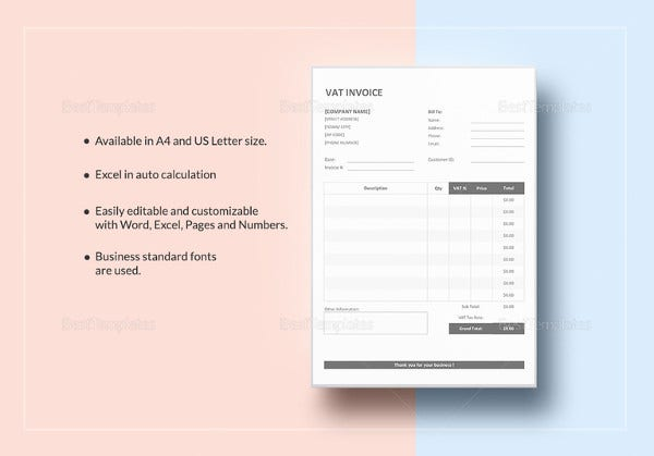 simple-vat-invoice-template