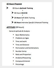 soft skills training proposal pdf