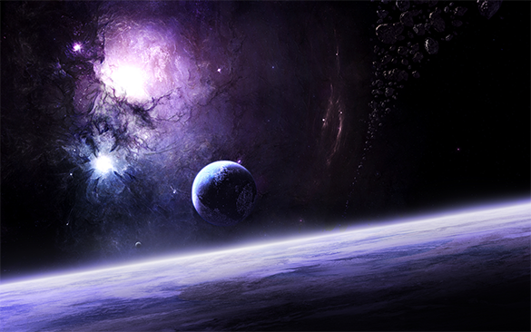 space background for free download