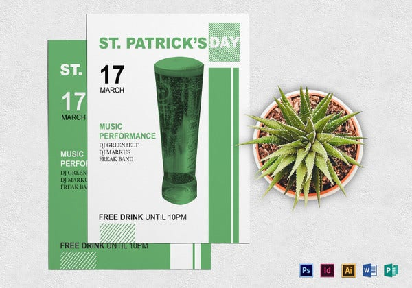 st-patricks-day-event-flyer-template