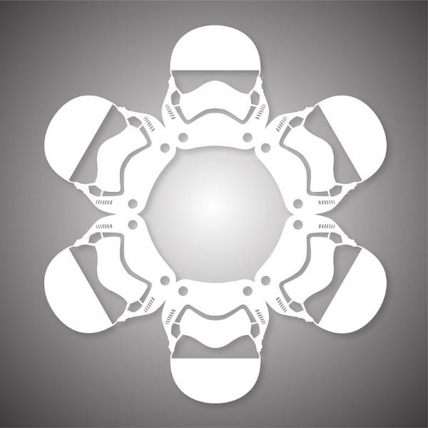 star wars snowflake templates1