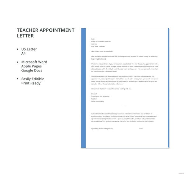 teacher-appointment-letter-template