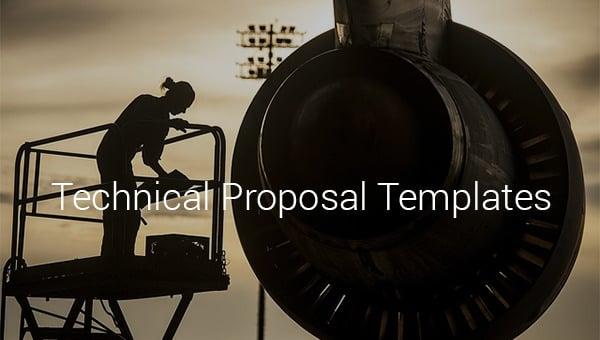 technicalproposaltemplates