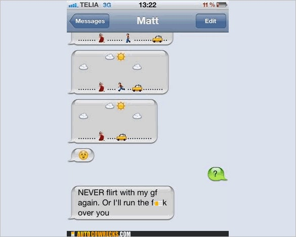14  cute  u0026 funny emoji text messages