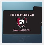 the directors club membership card