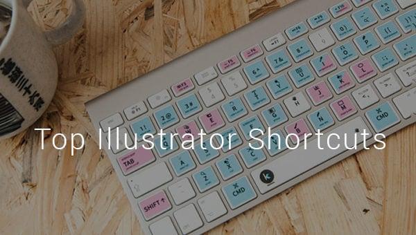 topillustratorshortcuts