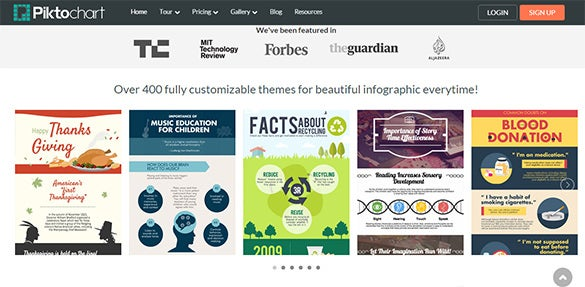 top tools to create infographics